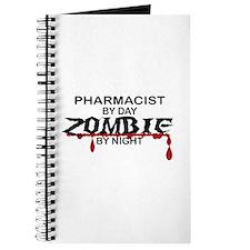 Pharmacist Zombie Journal