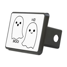 boo! hi! ghosts Hitch Cover