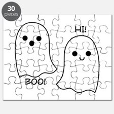 boo! hi! ghosts Puzzle