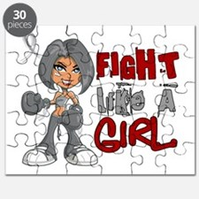 Fight Like a Girl 42.8 Juv Diabetes Puzzle