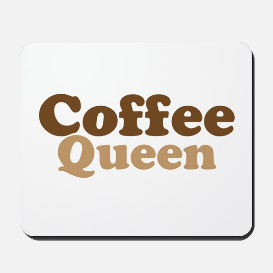 Coffee Queen Mousepad