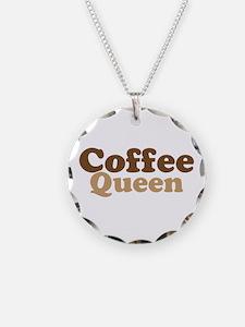 Coffee Queen Necklace