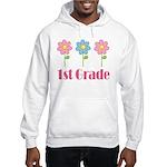 1st Grade (Daisy) Hooded Sweatshirt