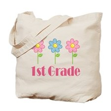 1st Grade (Daisy) Tote Bag