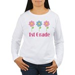 1st Grade (Daisy) Women's Long Sleeve T-Shirt