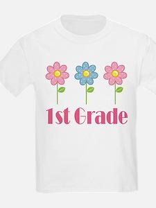 1st Grade (Daisy) T-Shirt