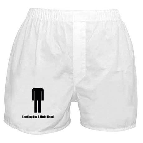 Looking For A Little Head Boxer Shorts