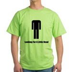 Looking For A Little Head Green T-Shirt