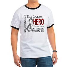 Bravest Hero I Knew Brain Cancer T