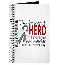 Bravest Hero I Knew Brain Cancer Journal