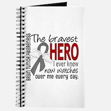 Bravest Hero I Knew Brain Tumor Journal