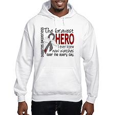 Bravest Hero I Knew Diabetes Jumper Hoody