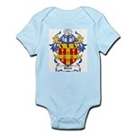 Giles Coat of Arms Infant Creeper