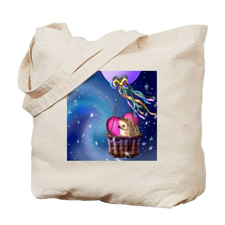 Star Flight Tote Bag