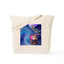Star Flight Tote Bag