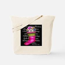 Poco's Stocking Tote Bag
