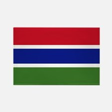 Gambia - National Flag - Current Magnets