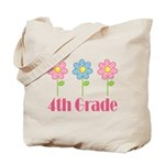 4th Grade (Daisies) Tote Bag