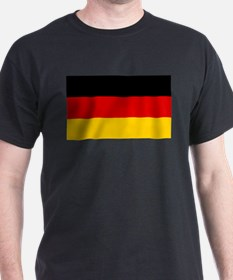 Germany - National Flag - Current T-Shirt
