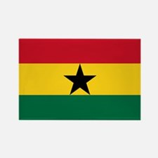 Ghana - National Flag - Current Magnets