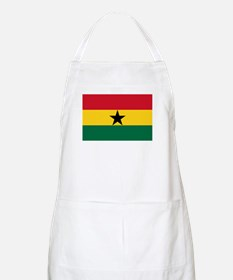 Ghana - National Flag - Current Light Apron
