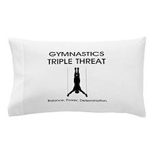 Gymnastics Teepossible.com Pillow Case