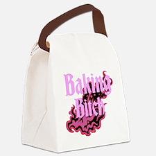 Baking Bitch Canvas Lunch Bag