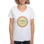 Defend The Constitution Women's V-Neck T-Shirt