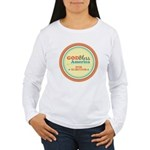 Defend The Constitution Women's Long Sleeve T-Shir