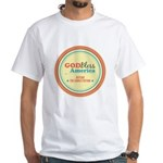Defend The Constitution White T-Shirt