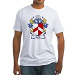 Garth Coat of Arms Fitted T-Shirt