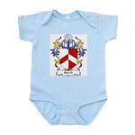 Garth Coat of Arms Infant Creeper