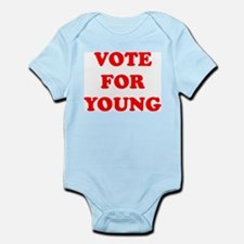 Vote For Young Infant Creeper