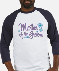 Mother of the Groom Baseball Jersey