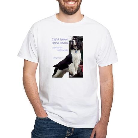 ESRA-Adopt White T-Shirt