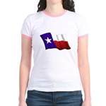 Texas Flag Jr. Ringer T-Shirt