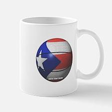 Puerto Rican Basketball Mug
