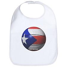Puerto Rican Basketball Bib