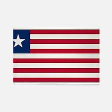 Liberia - National Flag - Current Magnets
