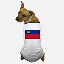 Liechtenstein - National Flag - Current Dog T-Shir