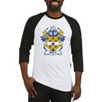 Fulton Coat of Arms Baseball Jersey