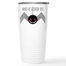 Mind if I drop in? Travel Mug
