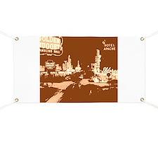 Downtown Las Vegas Pop Art Banner