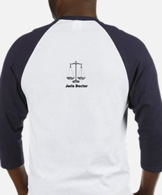 Law School Drinking Journal Baseball Jersey