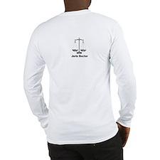 Law School Drinking Journal Long Sleeve T-Shirt