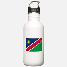 Namibia - National Flag - Current Water Bottle