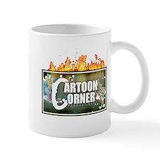 Cartoon Corner Logo Mug