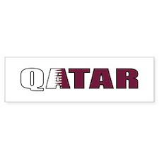 Qatar Bumper Bumper Sticker