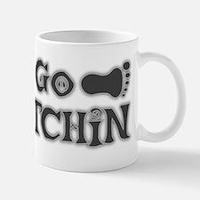 Let's go Squatchin Mug