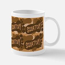 Squatchy Mug